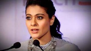 Kajol's Latest Viral Video Of Slipping And Falling in The Mall is Worrisome