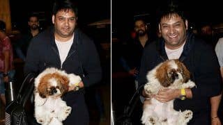 Kapil Sharma Looks Unrecognizable in these Latest Airport Pictures