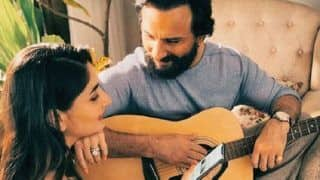 Kareena Kapoor Khan And Saif Ali Khan Are Totally Smitten by Each Other in Their Latest Ad Shoot, See Pics
