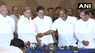 Karnataka: Congress, JD(S) Sort Out Portfolio Allocation; Cabinet Expansion on June 6