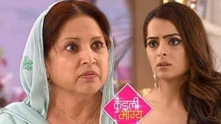 Kundali Bhagya 4 June 2018 Full Episode Written Update: Rakhi Scolds Sherlyn for Blaming Preeta Over the Necklace?