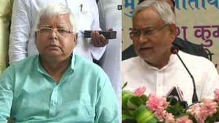 'Arrow Outdated, Lantern Will Burn Brighter,' Lalu Pens Letter to 'Younger Brother' Nitish Kumar