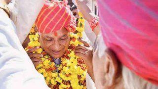 75 साल के मदनलाल सैनी बने राजस्थान बीजेपी के अध्यक्ष, रह चुके हैं RSS प्रचारक