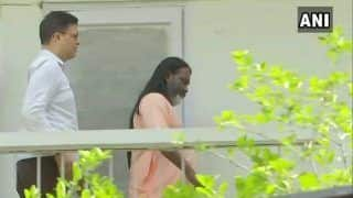 Self-styled Godman Daati Maharaj Reaches Crime Branch in Rape Case