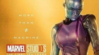 Marvel 10th Anniversary: Releases 33 New Character Posters To Celebrate The Occasion