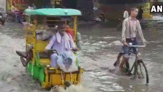 यूपी में मानसून हुआ सक्रिय, अनेक इलाकों में जोरदार बारिश