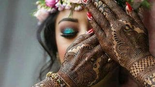 Raksha Bandhan 2018 Special: रक्षाबंधन पर ट्रेंड में हैं ये मेहंदी डिजाइन, आप भी करें ट्राई...