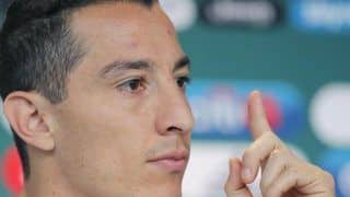 FIFA World Cup 2018: Mexico Captain Andres Guardado Calls Out Brazil's Neymar For Embellishment