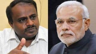 HD Kumaraswamy Welcomes PM Narendra Modi's Challenge, Says 'My Fitness is Karnataka's Fitness'