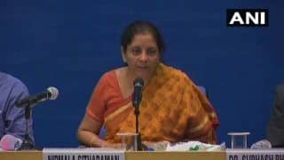 In Warning to Pakistan, Nirmala Sitharaman Says 'Terror And Talks Cannot Go Hand in Hand'