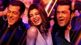 Race 3 Song Party Chale On : Salman Khan And Mika Singh Collaborate For The Most Happening Party Number Of The Season - View Video