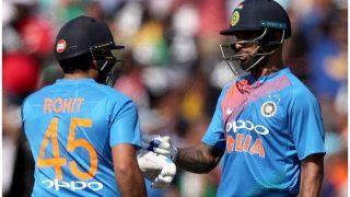 रोहित-धवन ने की आयरलैंड की 'खटिया खड़ी', T20I में ऐसा करने वाली बनी पहली जोड़ी