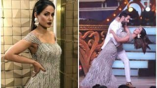 Hina Khan and Nakul Mehta's Impromptu Dance Video From Gold Awards 2018 is Going Viral