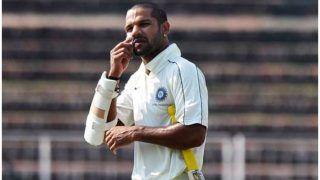 अफगानिस्तान के खिलाफ धवन का धमाकेदार शतक, टेस्ट में ये कमाल करने वाले बने पहले भारतीय