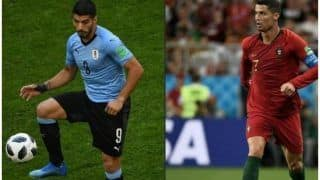 FIFA 2018: पुर्तगाल और उरुग्वे के बीच अगले दौर में पहुंचने का चैलेंज, मुकाबला आज
