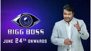 Bigg Boss Malayalam: Host Mohanlal Introduces The 16 Contestants on the Show