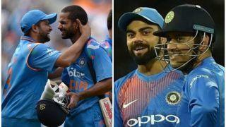 धोनी-रैना-धवन का 'तड़का', आयरलैंड पर भारत की जीत में  रिकॉर्ड का 'चौका'