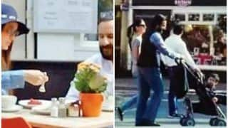 Kareena Kapoor Khan And Saif Ali Khan Make Time To Hit The Gym Even During Their Family Vacation In London?