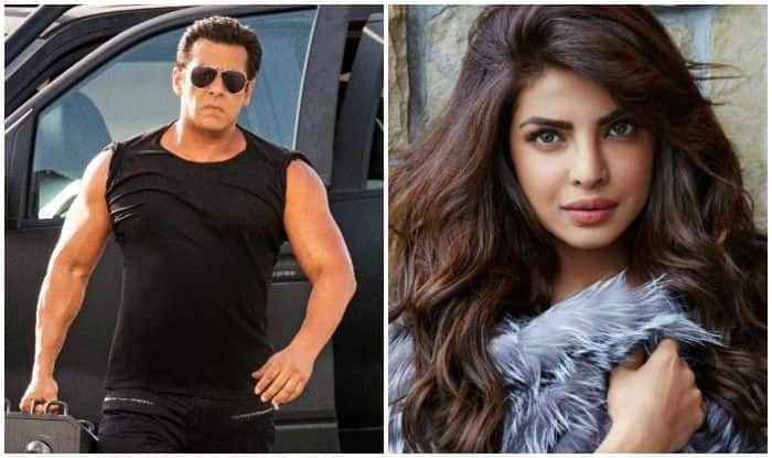 Shah Rukh Khan, Priyanka Chopra, Salman Khan at Mumbai airport — Travel diaries