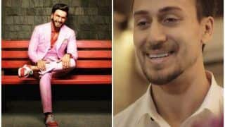 Tiger Shroff Turns Down Film With Ranveer Singh?