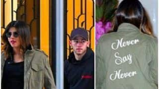 Priyanka Chopra Gets Cozy with Nick Jonas During a Lunch Date in LA, Will Soon Return to India