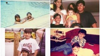 Arjun Kapoor Birthday:  7 Adorable Childhood Pictures of The Namastey England Actor