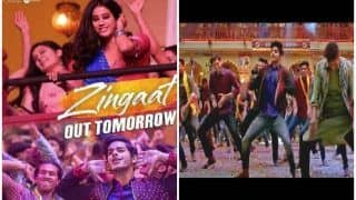 Dhadak Song Zingaat: Make Way For The Energetic Dance Number Featuring Janhvi Kapoor And Ishaan Khatter That's Set To Be Out Tomorrow