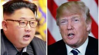 उत्तर कोरिया के नेता किम जोंग उन बोले- ट्रंप के साथ फिर शिखर वार्ता के लिए तैयार
