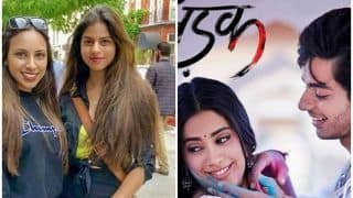 Viral Pics of the Week : Suhana Khan's Stunning Picture, Janhvi Kapoor-Ishaan Khatter's New Dhadak Poster - In This Week's Edition