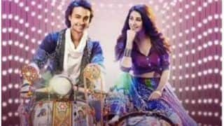 Loveratri Motion Poster : Aayush Sharma And Warina Hussain Are Gearing Up To Take Us On A Joy Ride Filled With Love, Romance And Festivities This Navratri