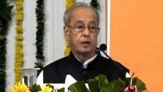 Pranab Mukherjee Health News: पूर्व राष्ट्रपति प्रणब मुखर्जी की हालत में कोई सुधार नहीं, अब भी लाइफ सपोर्ट सिस्टम पर