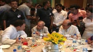 Rahul Gandhi's Iftar Party Turns Into Opposition's Show of Strength; Pranab Mukherjee in Attendance