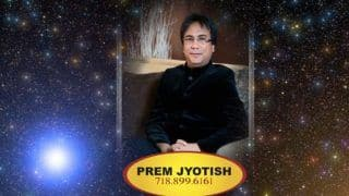 One-on-One with Astrologer Numerologist Prem Jyotish: July  1 – July  29