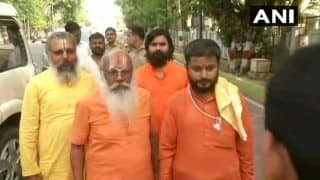 UP Chief Minister Yogi Adityanath in Damage Control Mode, Meets Angry Ayodhya Mahants After Their Warning Against BJP Junking Temple Issue
