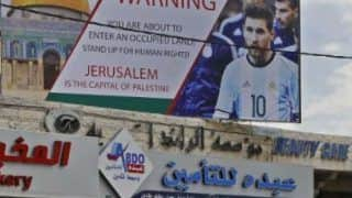 FIFA World Cup 2018 Friendly Between Israel, Argentina Called Off Amid Protests