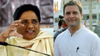 इस राज्य में मायावती को लगा झटका, BSP छोड़ कांग्रेस में शामिल हुए राज्य महासचिव सहित 16 नेता
