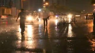 Mumbai Rains to Continue Till June 8; Traffic Jams, Water-logging Reported in Several Areas