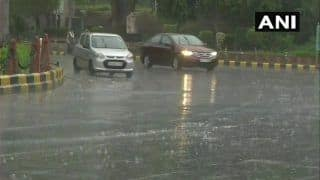 Delhi Rains: Heavy Rains Lash Parts of National Capital; Waterlogging Reported at ITO, Mandi House