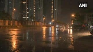 Mumbai: Downpour Creates Water Logging, Flooding in Several Places