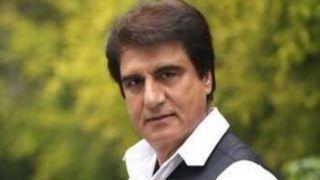 यूपी कांग्रेस अध्यक्ष राज बब्बर का राज्यसभा सांसद अमर सिंह पर हमला, कहा- वह तो 'बीमार बेचारा'