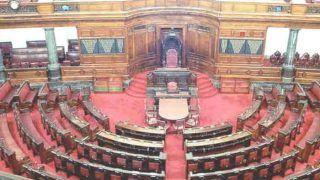 LIVE उपसभापति चुनाव: एनडीए के हरविंश की हुई जीत, 125 वोट मिले
