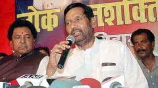 Ram Vilas Paswan Rejects Speculations of Reconciliation Between Nitish and Lalu, Says 'All Well Within NDA in Bihar'
