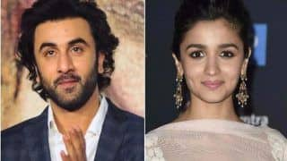 Ranbir Kapoor Finds it Rejuvenating to be With Alia Bhatt