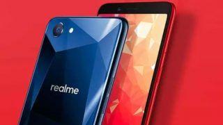 भारत में लांच हुआ Realme U1, यहां देखें बिक्री की तारीख, प्राइस व स्पेशल फीचर