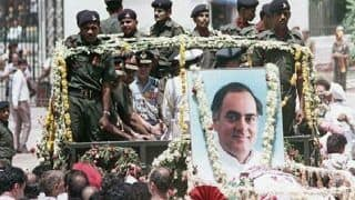 TN Government Favours The Release Of Rajiv Gandhi Case Assassins