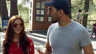 Rubina Dilaik and Abhinav Shukla's Sweet PDA Post Marriage Will Melt Your Heart, Watch