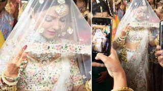 Rubina Dilaik - Abhinav Shukla Wedding Ceremony: The Choti Bahu Actress Looks Breathtaking In White Wedding Ensemble - See Pics