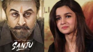 Alia Bhatt Reviews Sanju: Ranbir Kapoor is Outstanding, The Film is in my Top 10 Best Film List