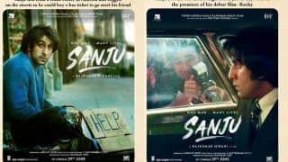 Sanju New Posters: Ranbir Kapoor Shows Sanjay Dutt's Rehab Days And The Premiere Night of Rocky