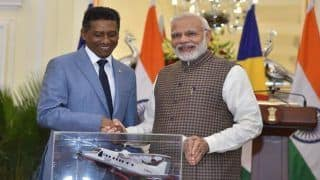 India, Syechelles Agree to Work on Assumption Island Naval Base Project, Respect Concerns